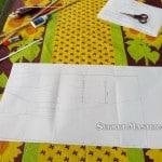 Склейка листов шаблона планера