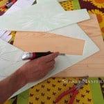 Вырезание деталей панера