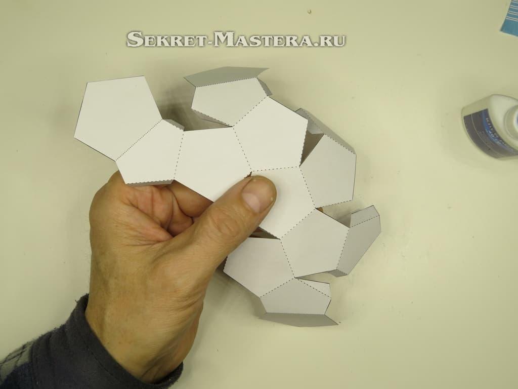 Шляпа из бумаги своими руками как сделать