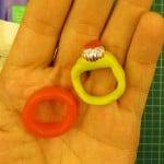 Кольцо и перстень