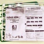 solar robot kit 6 in 1