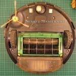 iRobot Roomba перевернут