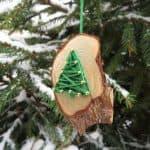 Украшение елка