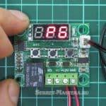 Р6 режим ограничения max температуры WD1209