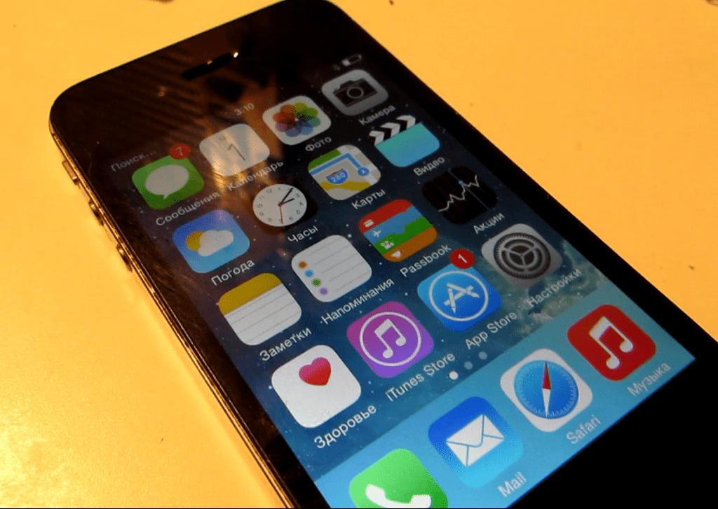 Распиновка разъёма батареи iPhone и замена АКБ | 2 Схемы | 727x1024