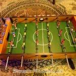 Большой настольный футбол кикер
