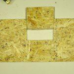 Тыльная панель с крышкой