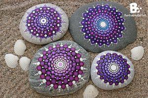 Мандала камни