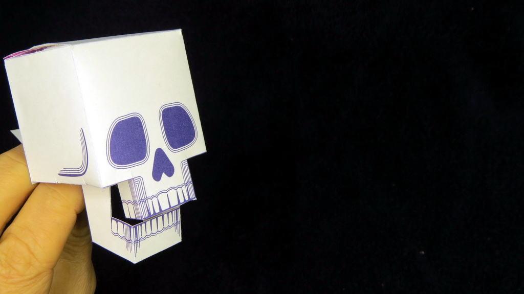 Говорящий череп
