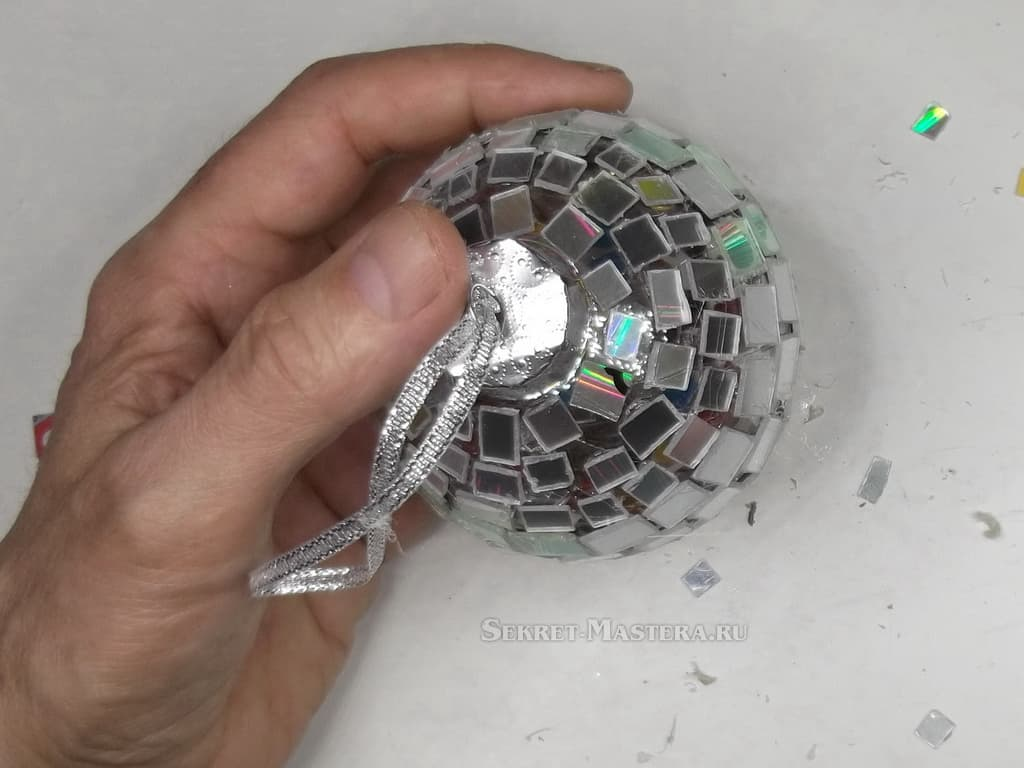 Зеркальный шар