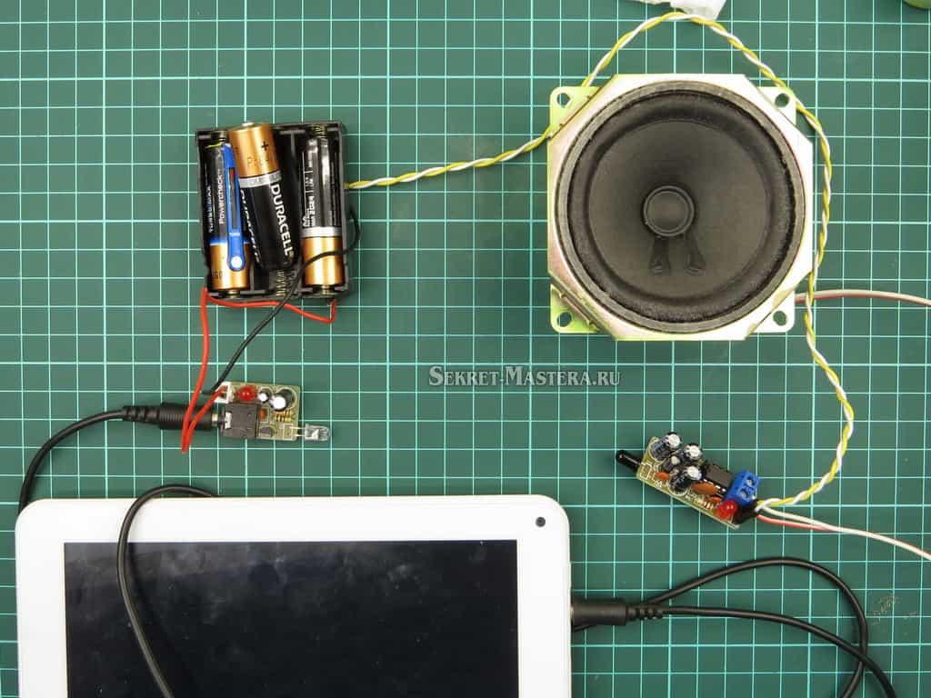 Проверка работы DIY Kit ИК приемника и передатчика