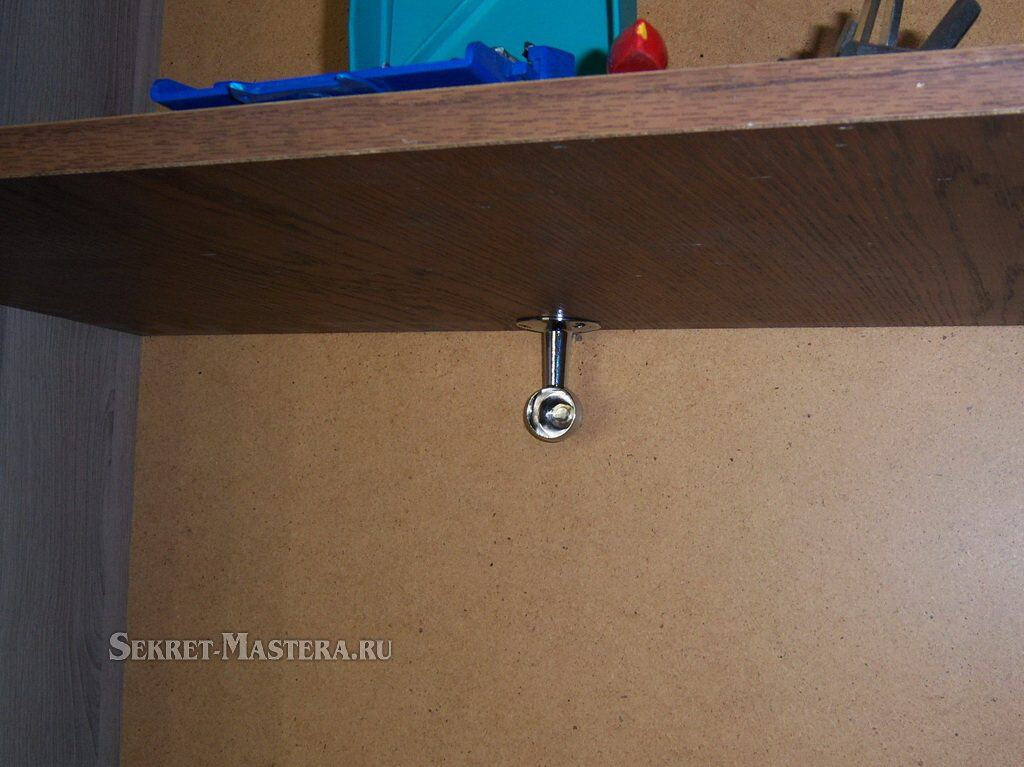 Доработка платяного шкафа